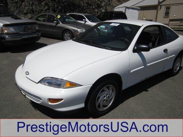 1999 CHEVROLET CAVALIER bright white - - - 1999 chevrolet cavalier 2dr cpe  - engine immobilizerv
