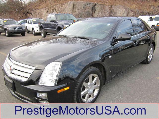 2007 CADILLAC STS black raven - - - 2007 cadillac sts 4dr sdn v6  - power windows power door lock