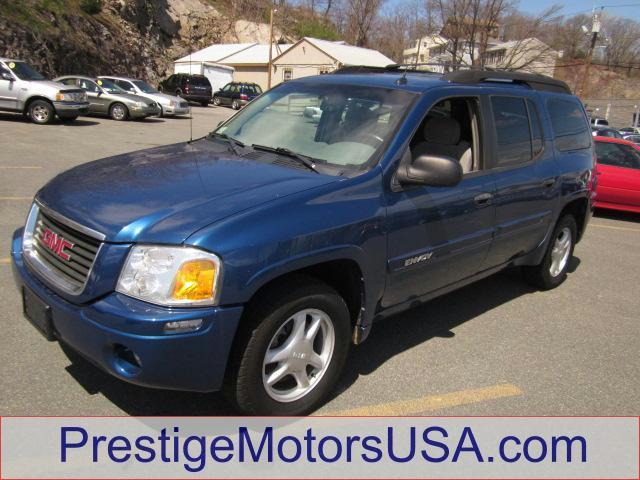 2005 GMC ENVOY XL SLE superior blue metallic - - - 2005 gmc envoy xl 4dr 4wd sle  - power windows