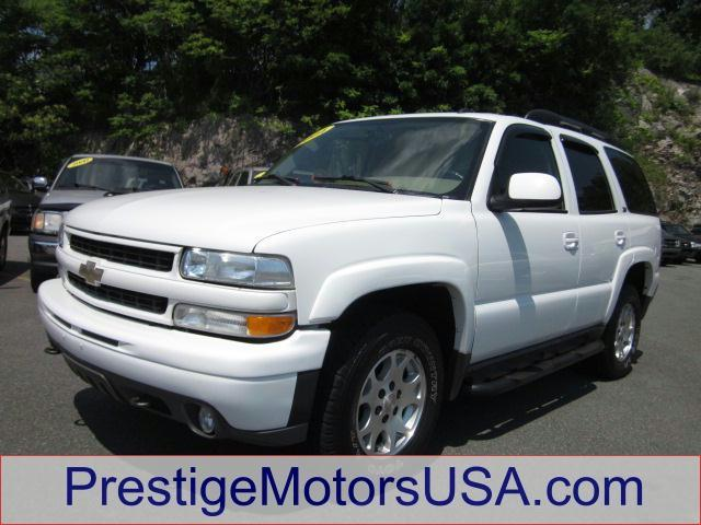 2004 CHEVROLET TAHOE Z71 summit white 2004 chevy tahoe z7-there is not a mark on the flawless whit