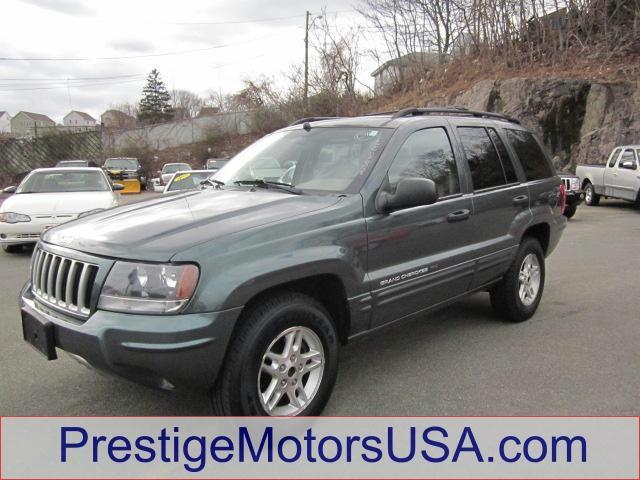 2004 JEEP GRAND CHEROKEE LAREDO onyx green pearl - - - 2004 jeep grand cherokee 4dr laredo 4wd  - 