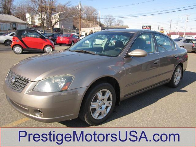 2005 NISSAN ALTIMA 25 S coral sand metallic - - - 2005 nissan altima 4dr sdn i4 auto 25 s  - pow