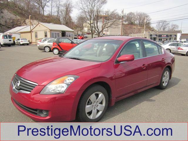 2007 NISSAN ALTIMA 25 S sonoma sunset metallic - - - 2007 nissan altima 4dr sdn i4 cvt 25 s  - p
