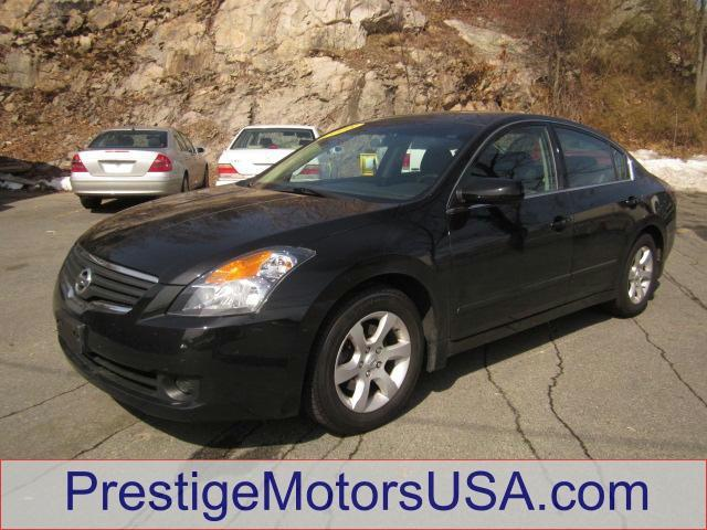 2008 NISSAN ALTIMA 25 S super black - - - 2008 nissan altima 4dr sdn i4 cvt 25 s  - power window
