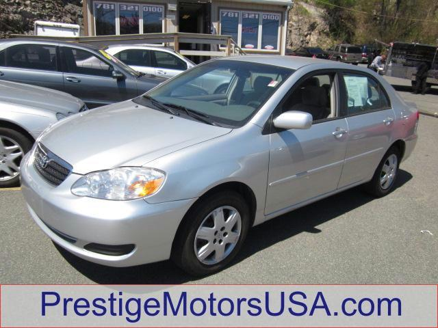 2008 TOYOTA COROLLA LE silver streak mica - - - 2008 toyota corolla 4dr sdn auto le   - power wind