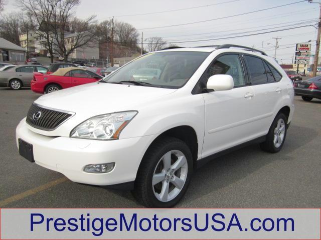 2006 LEXUS RX 330 crystal white - - - 2006 lexus rx 330 4dr suv awd  - power windows power door l