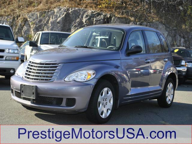 2007 CHRYSLER PT CRUISER purple - - - 2007 chrysler pt cruiser 4dr wgn  - power windows power doo