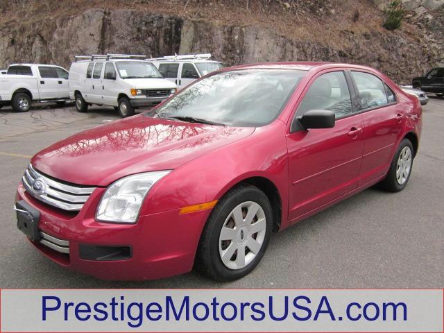 2007 FORD FUSION S merlot metallic - - - 2007 ford fusion 4dr sdn i4 s fwd  - power windows power