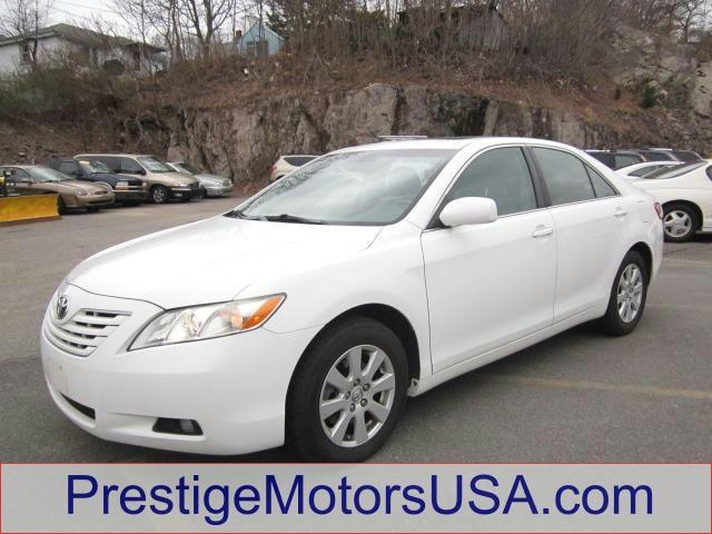 2007 TOYOTA CAMRY XLE super white - - - 2007 toyota camry 4dr sdn v6 auto xle   - power windows p