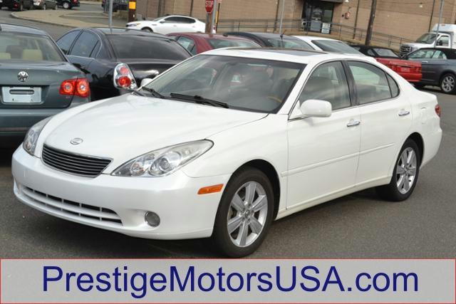 2006 LEXUS ES 330 crystal white - - - 2006 lexus es 330 4dr sdn  - power windows power door locks