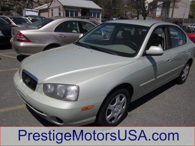 2003 HYUNDAI ELANTRA GLS pewter - - - 2003 hyundai elantra 4dr sdn gls auto  - power windows powe