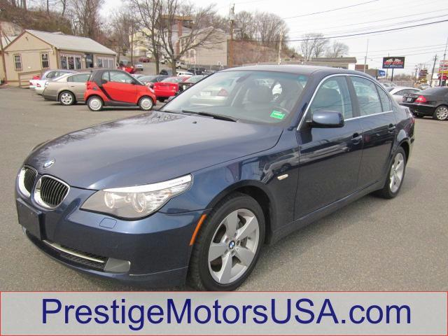 2008 BMW 5 SERIES 528XI deep sea blue metallic - - - 2008 bmw 5 series 4dr sdn 528xi awd  - power