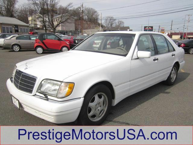 1999 MERCEDES-BENZ S-CLASS glacier white - - - 1999 mercedes-benz s-class 4dr sdn 42l  - power wi