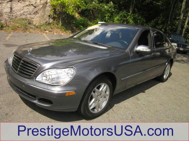 2006 MERCEDES-BENZ S-CLASS 43L designo graphite 2006 mercedes benz s500 4mataicthis  vehicle 