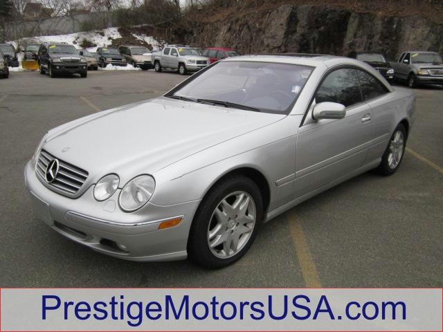 2001 MERCEDES-BENZ CL-CLASS silver - - - 2001 mercedes-benz cl-class 2dr cpe 50l  - power windows