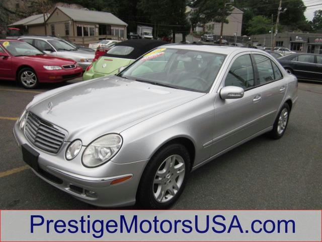 2006 MERCEDES-BENZ E-CLASS 35L iridium silver metallic 2006 mercedes benz e350 4matic -all wheel