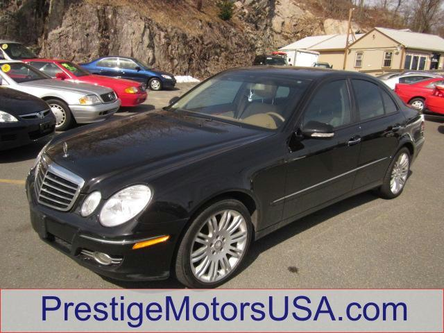 2008 MERCEDES-BENZ E-CLASS LUXURY 35L black - - - 2008 mercedes-benz e-class 4dr sdn luxury 35l