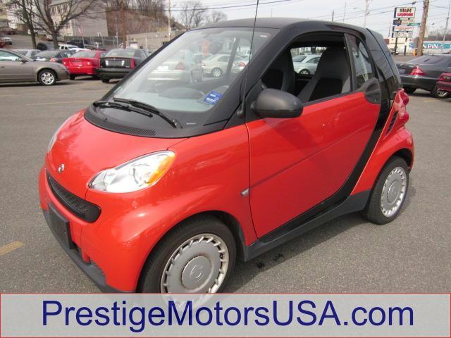 2008 SMART FORTWO PURE orange - - - 2008 smart fortwo 2dr cpe pure  - power door locks remote key