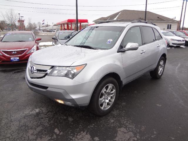 Tothego - 2009 Acura MDX_1