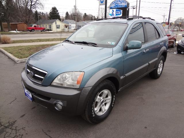 Tothego - 2003 Kia Sorento_1
