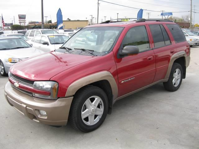 2002 Chevrolet TrailBlazer LS - Roseville MI