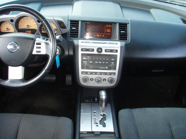Image 6 of 2004 Nissan Murano SL…