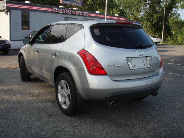 Image 18 of 2004 Nissan Murano SL…