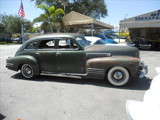 1941 Cadillac Deville
