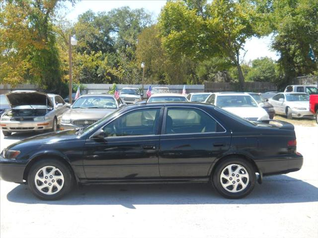 1997 Toyota Camry Le V6 Auto Black Automatic Houston
