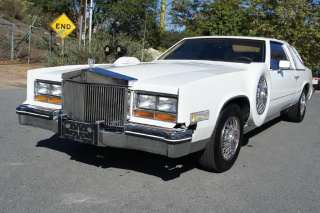 1982 Cadillac Eldorado Opera Coupe - Stevensville MT