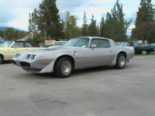 1979 Pontiac Firebird