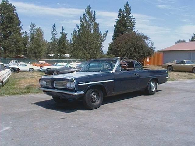 1963 Pontiac Lemans