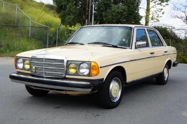 1981 mercedes benz 240 3124 us highway 93 n stevensville for 240 mercedes benz for sale