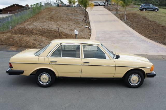 Used 1981 mercedes benz 240 for sale 3124 us highway 93 for 240 mercedes benz for sale