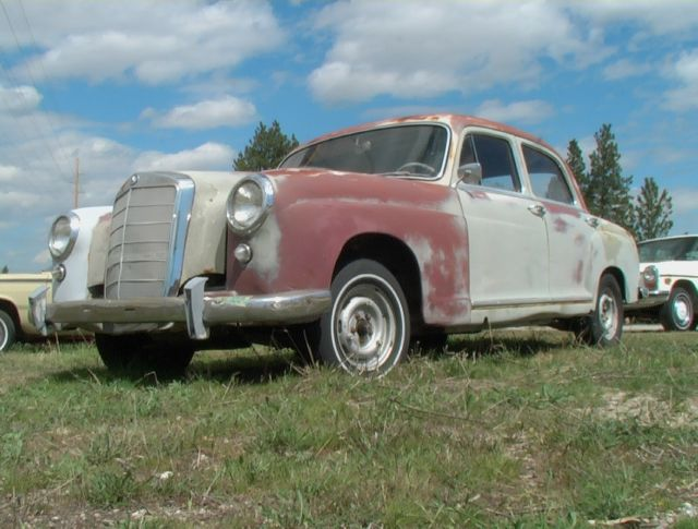 1959 Mercedes-Benz 190