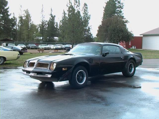 1976 Pontiac Firebird