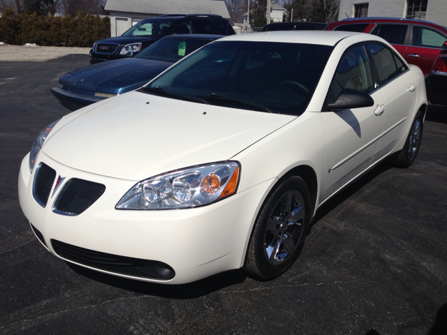 2007 Pontiac G6