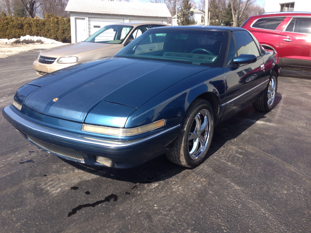 1988 Buick Reatta