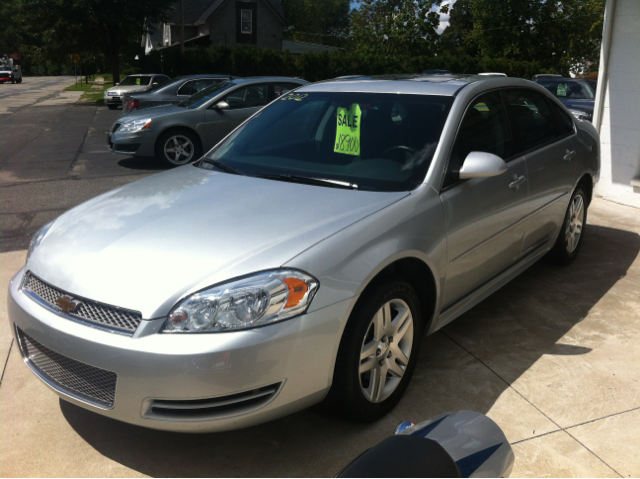2012 Chevrolet Impala LT - Akron IN