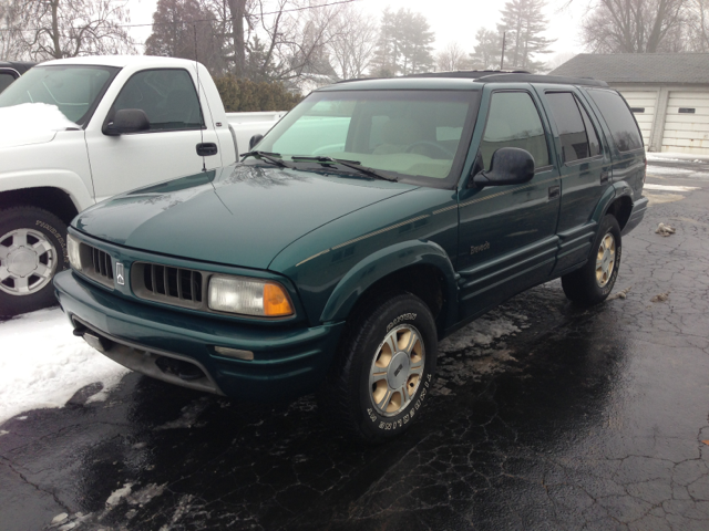 1997 Oldsmobile Bravada