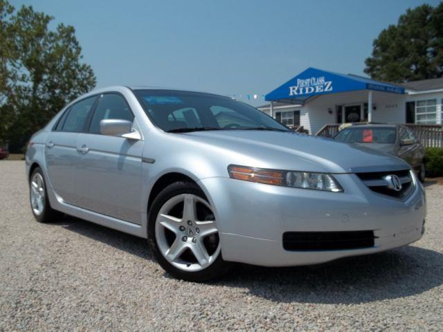 2005 Acura TL