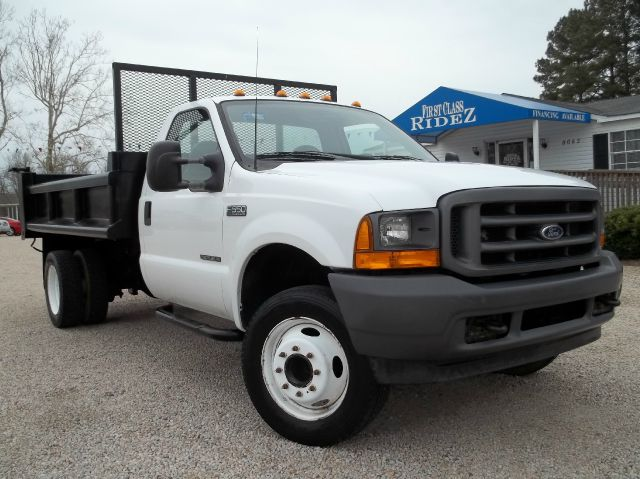 2001 Ford F550 SUPER DUTY