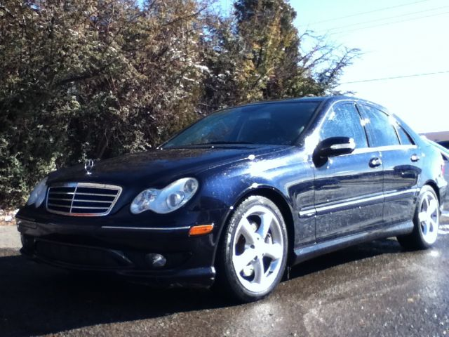 2005 Mercedes-Benz C-Class