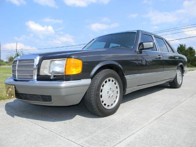 1986 Mercedes 560 Sel Blue Book Value