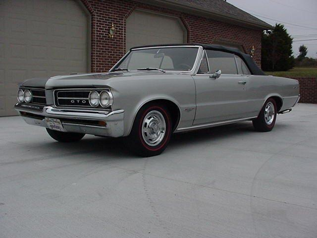 hen866cuq 1964 pontiac gto for sale. Black Bedroom Furniture Sets. Home Design Ideas