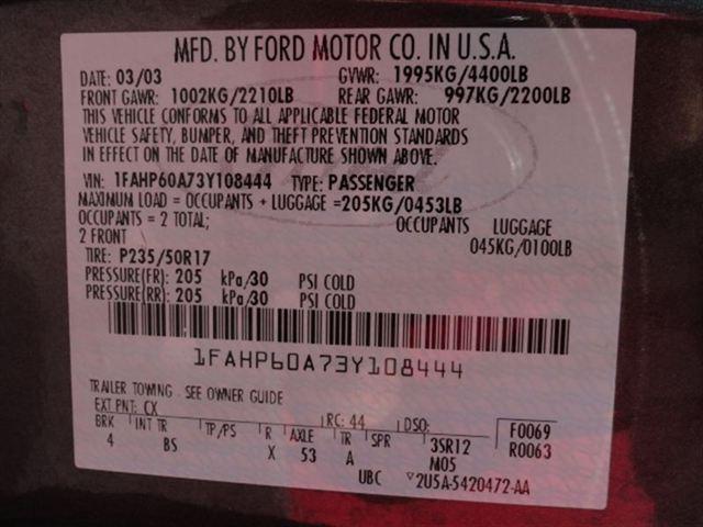 Image 10 of 2003 Ford Thunderbird…