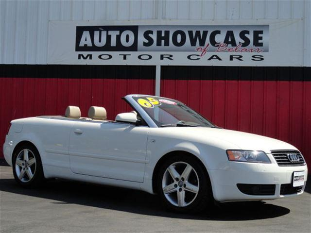 Image 1 of 2005 Audi A4 1.8T Cabriolet…
