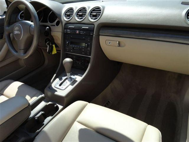 Image 5 of 2005 Audi A4 1.8T Cabriolet…