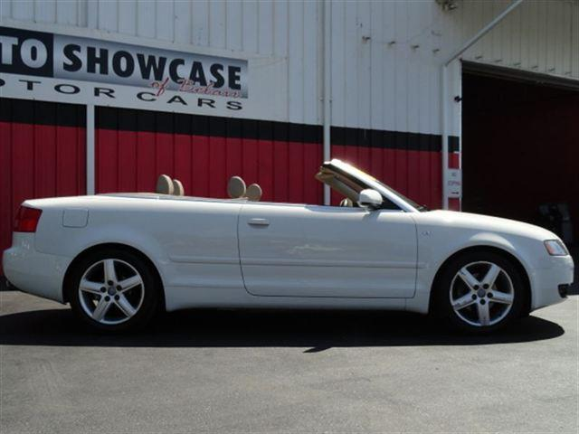 Image 21 of 2005 Audi A4 1.8T Cabriolet…