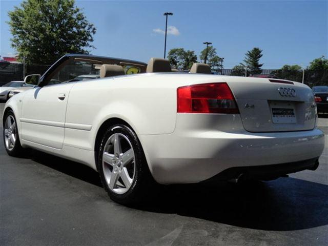 Image 25 of 2005 Audi A4 1.8T Cabriolet…